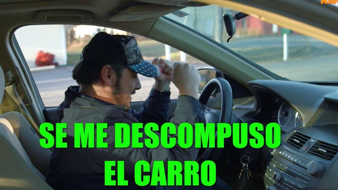 Inglés necesario para problemas con el carro! No arranca, gasolina, batería, etc