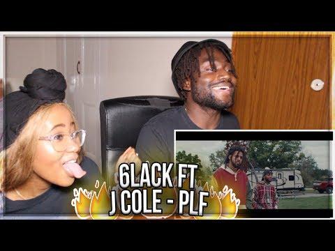 6LACK - Pretty Little Fears ft. J. Cole (Official Music Video) REACTION 🔥🔥