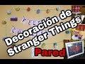 Decoración Stranger Things Para Pared mp3