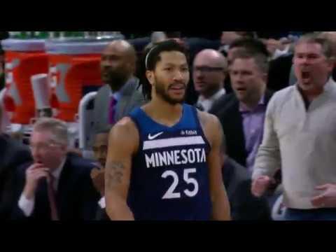 ebee87cd2b09 Derrick Rose Highlights  31 Points vs. Phoenix Suns - YouTube