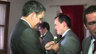 """Wedding video at Borgo di Tragliata """"The Groom"""""""