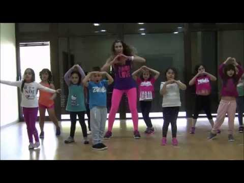 Zumba Kids Jr - Mundo De Colores