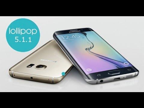Samsung Galaxy S6 5.1.1