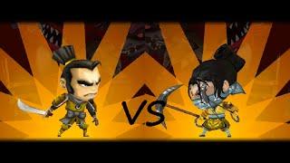 SvZ defense 2 - Multiplay - SAMURAI vs KUNOICHI - Defense
