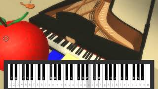 Roblox Piano: The First Layer