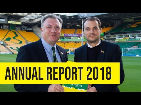City Release The Club's Annual Report