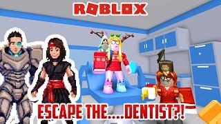 Roblox: ESCAPE THE DENTIST! And the... Aquarium?