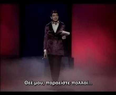 Rowan Atkinson Live: The Devil! (Greek Subs)