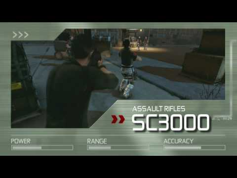 Splinter Cell Conviction Collector's Edition Trailer
