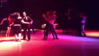 Calle Caliente: Salsa Night - Ag Salsa Class Performance