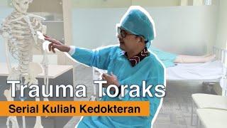 Pernahkah kamu merasakan nyeri pada bagian dada sebelah kanan ? Nah kali ini dr. Bobtriyan Tanamas a.