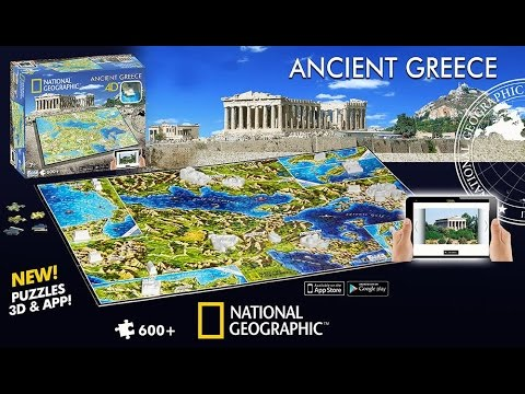 Youtube National Geographic Greece Kids