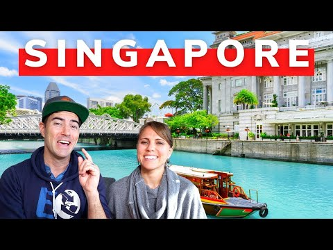 Why We Left The USA for Singapore 🇸🇬 | 4 Reasons & Things to Know Before You Go | Expats Everywhere