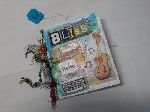 Jennibellie's Inspiration Station Journal