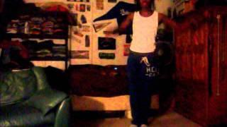 DJ lilman Flex dance