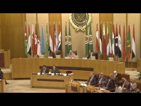Arab League demands inquiry into Israeli 'crimes'