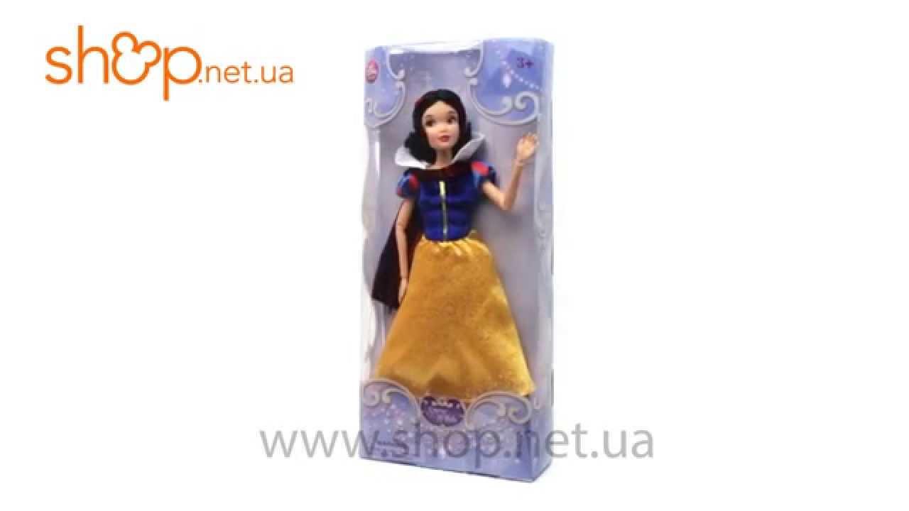 Кукла Белоснежка DISNEY PRINCESS купить в интернет-магазине Жили-были