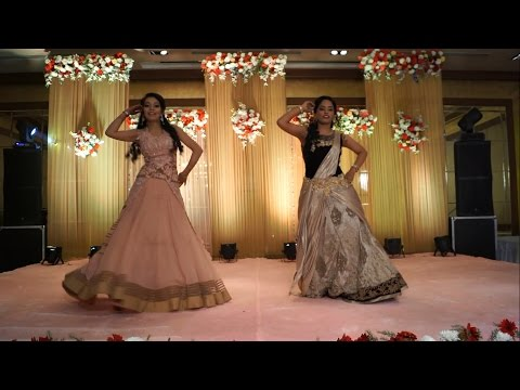 Sister's Performance | Wedding Choreography | Wedding Da Season & Nachde Ne Saare