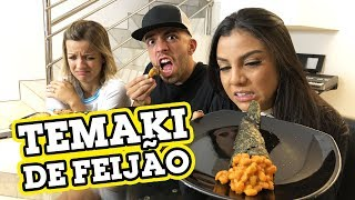 PROVANDO AS 6 COMIDAS MAIS ESTRANHAS DA INTERNET!!