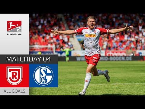Regensburg Schalke Goals And Highlights