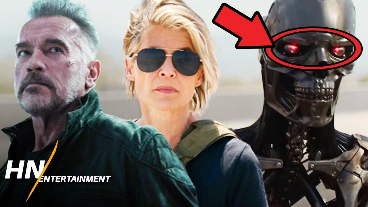 Terminator Dark Fate Trailer Breakdown Things Missed