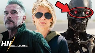 Terminator: Dark Fate Trailer BREAKDOWN, Things Missed, & New Timeline Theory