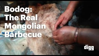Bodog: The Real Mongolian Barbecue
