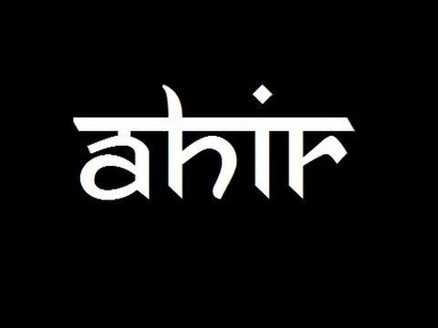 Khamoshiyan | Ahir - The Brand