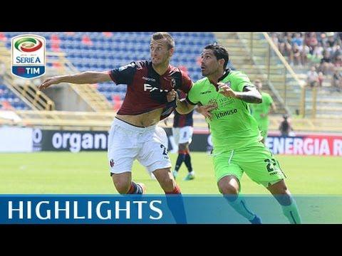 Bologna - Cagliari - 2-1 - Highlights - Giornata 3 - Serie A TIM 2016/17