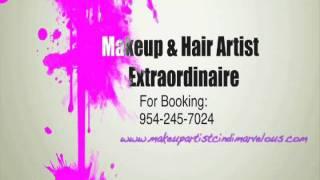 Makeup & Hair Artist Cindi Marvelous Thumbnail