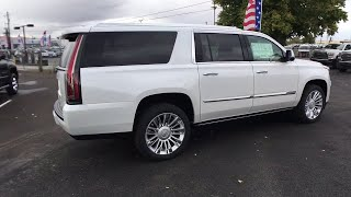 2018 Cadillac Escalade ESV Reno, Carson City, Lake Tahoe, Northern Nevada, Roseville, NV JR112249
