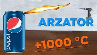 Arzator cu spirt pana la +1000 °C