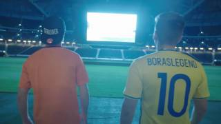 Sverige vs Holland – på Fifa