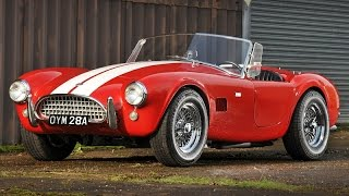 GT6 : Special Projects - 1963 AC Cobra 289 Replica Build