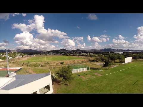 SteadiDrone 2014 Quad Flight 01 - Windhoek, Namibia