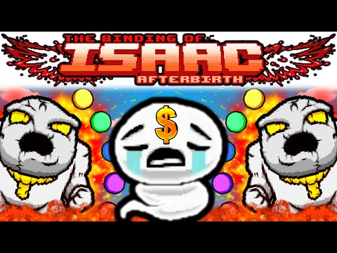 The Binding of Isaac AFTERBIRTH: THE LOST VS ULTRA GREED