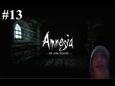 Amnesia - The Dark Descent - Descendo com o elevador Parte 13