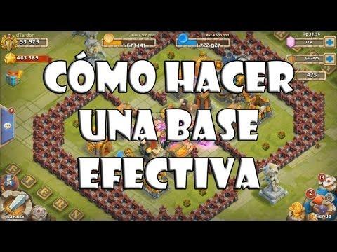Cómo hacer una buena base | dTardon Castillo Furioso