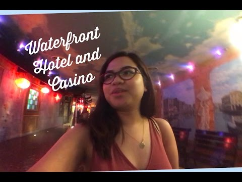 VLOG #26: WATERFRONT HOTEL AND CASINO | missMINEchin