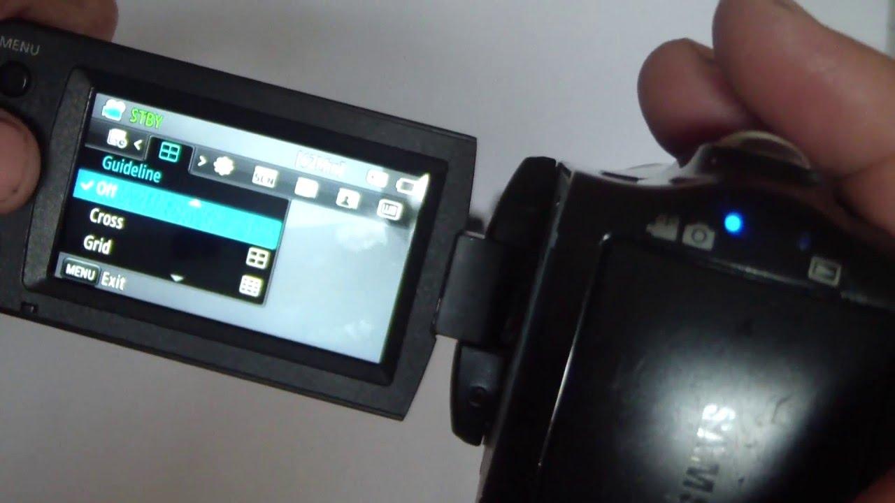 Driver samsung hmx-f80