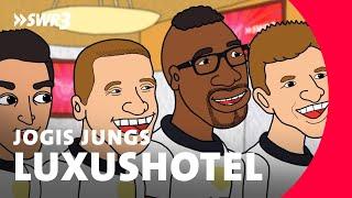 Jogis Jungs – Willkommen im EM-Luxushotel