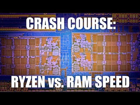 AMD Ryzen, Faster Memory, and the Infinity Fabric