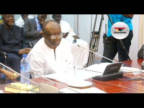 PLAYBACK: Ken Ofori-Atta appears before Appointments Committee (Part 1)