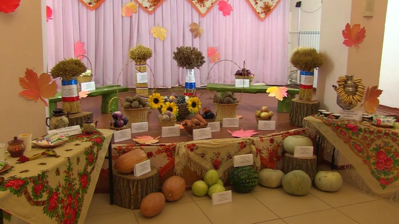 День сельского хозяйства в Николаевске