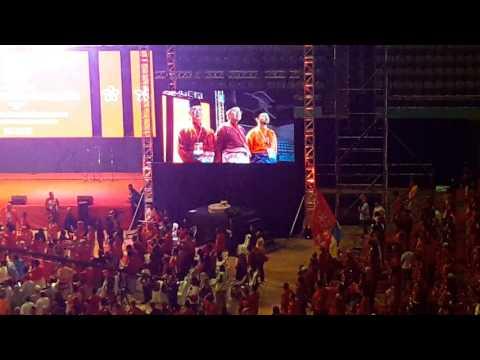 Perasmian Parti Pribumi Bersatu Malaysia