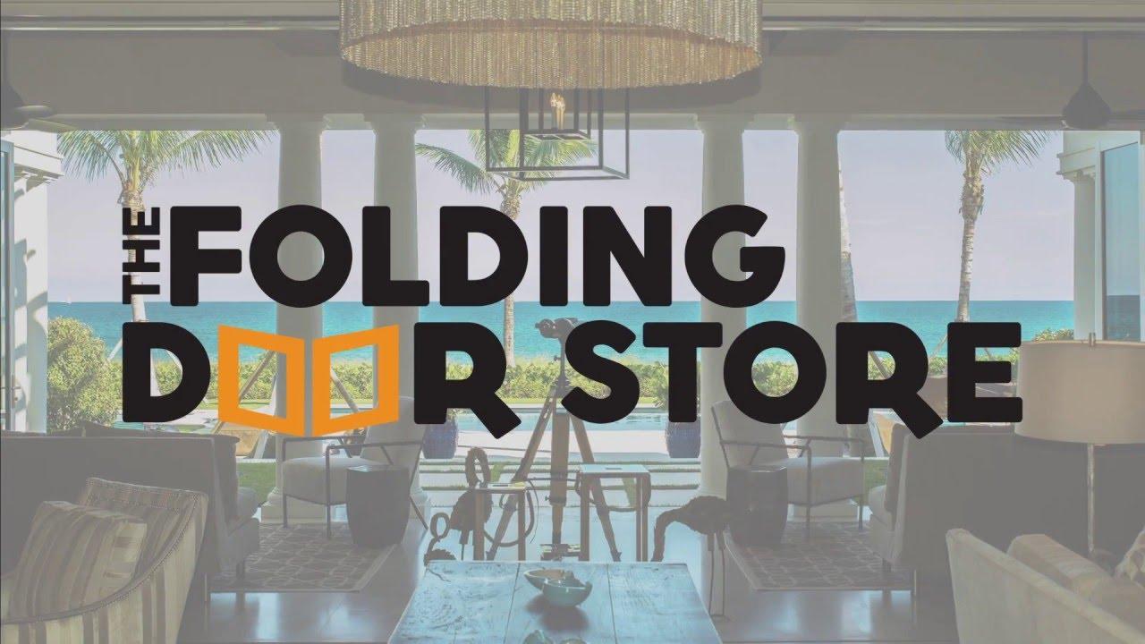 The Folding Door Store - Irvine, CA - YouTube