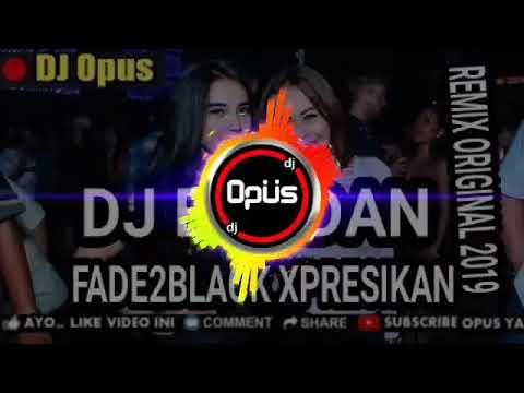 DJ Opus Bondan Expresikan Remix 2019