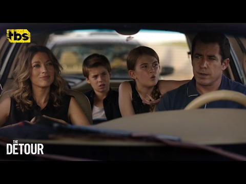The Detour: Flashbacks   TBS
