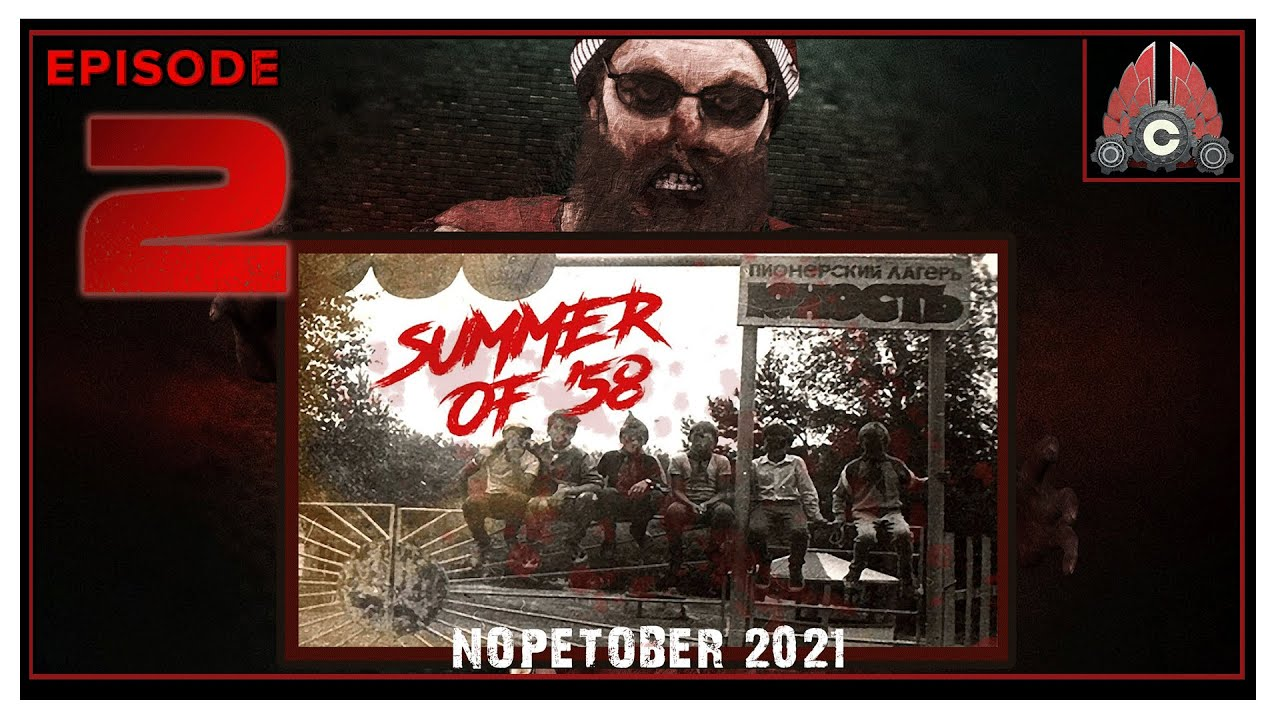 CohhCarnage Plays Summer Of 58 - Episode 2