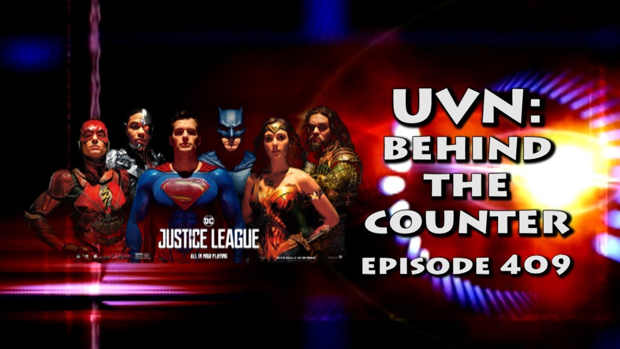 UVN: Behind the Counter 409